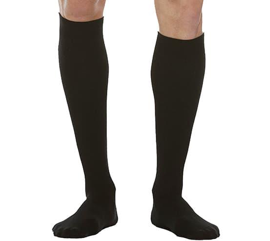 calze riposanti per la circolazione ed il rischio di trombosi